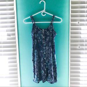 Aeropostale Dresses - Dark blue summer dress